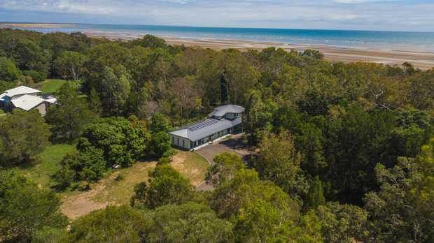 This beachfront home in the popular seaside village of Toogoom needs to be see to be fully appreciated.