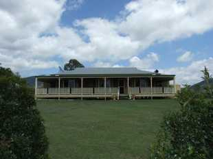 * Charming colonial Queenslander style red cedar and brick home on 280 glorious acres  * An ideal...