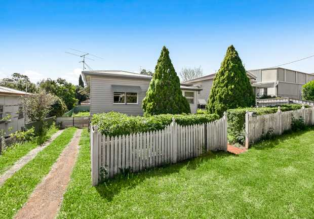 This character home in quiet street of North Toowoomba offers outstanding value in the current...