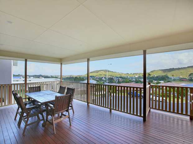 Offering sweeping 180 degree panoramic views from the ocean to the hills from one of the highest res...