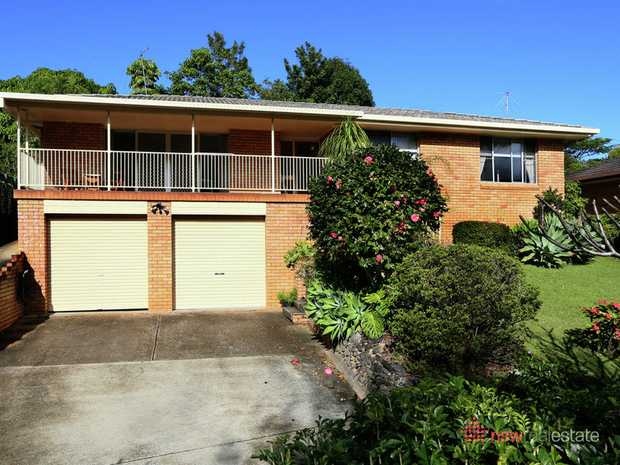 Enjoying a peaceful pocket of Coffs Harbour's town centre, with reserve across the road, this solid...