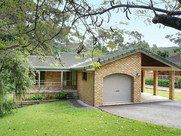 A sought after address just minutes from the beach. This home provides a private and peaceful...