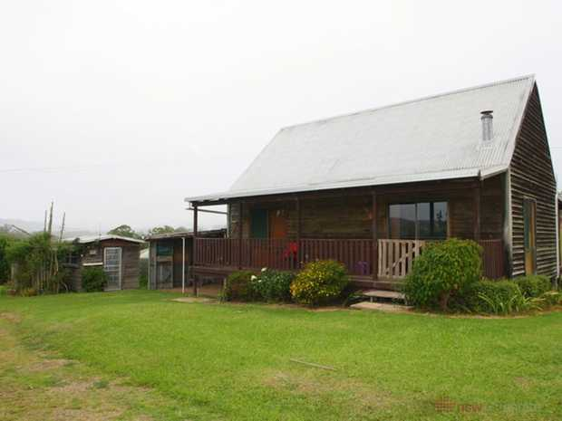 Elevated cottage located just outside the village of Nana Glen offering a rural lifestyle with super...