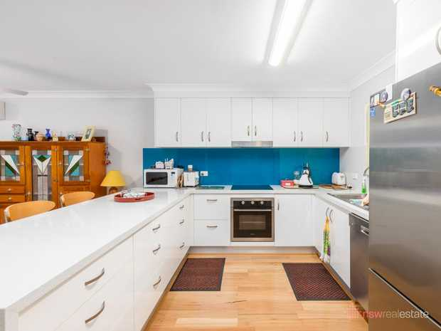 This 3 bedroom townhouse has undergone a transformation with a high quality renovation. East facing...