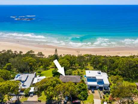 With direct access to Coffs Coast Regional Park Reserve and Safety Beach, this home has views of the...