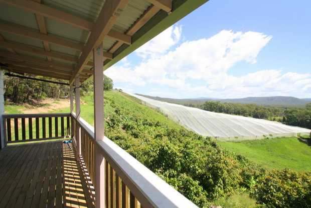 This 2 level cottage home offers affordable rural living in the hills of Moonee Beach and enjoys an...