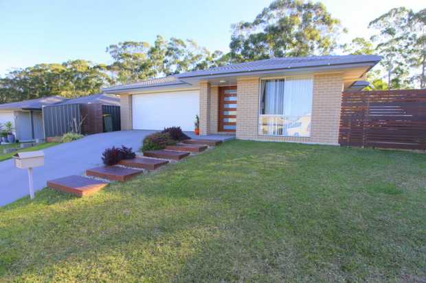 This spacious and open home is located at Safety Beach, just North of Coffs Harbour and is positioned...
