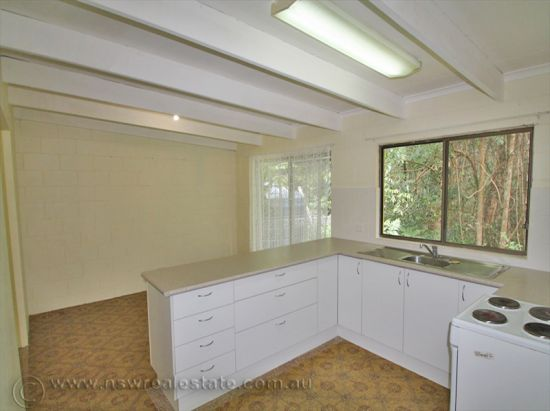 Exclusive to NSW Real Estate, this cottage at Sandy, just North of Coffs Harbour, offers a hideaway...