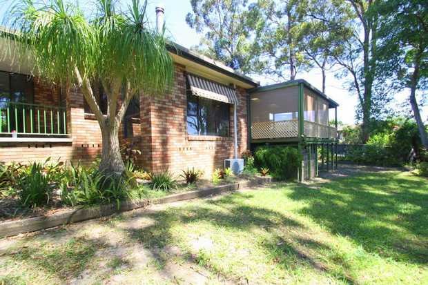Exclusive to NSW Real Estate this centrally located home offers a  split level floor plan with spaci...
