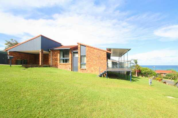 Located on Coffs Harbour's Northern Beaches, is this beautiful home at Sapphire. This address has views...
