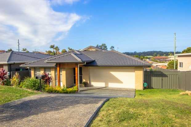Exclusive to NSW Real Estate this modern home in the Storyland Gardens estate is perfect for the fam...