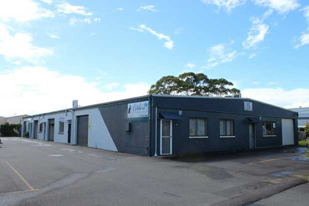 Rarely offered in this location, shed 6 is a versatile, quality industrial shed in a consistently bu...