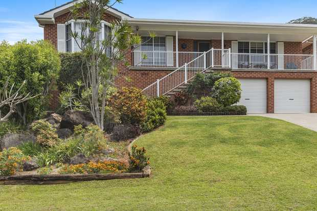Privately positioned with sweeping city views, this fabulous home is guaranteed to satisfy your desi...