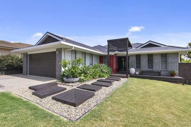An immaculate family home that epitomises sensational style and great taste that is certain to satisfy...