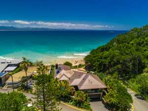 The beauty of this luxurious home is matched only by its breathtaking location. Just metres from sand...