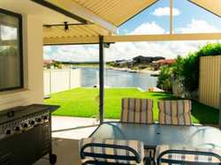 Ideally located on Yamba Quays and adjacent to Kolora Lake, this 3 bedroom, double story duplex offe...