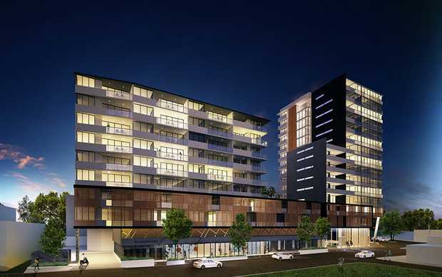 This is the latest Tweed Heads development of the Heran Building Group.   We have envisioned a 3-to...