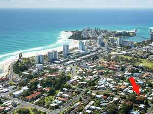 Exclusive Ridge Top Parcel of Land with Ocean Views in Coolangatta