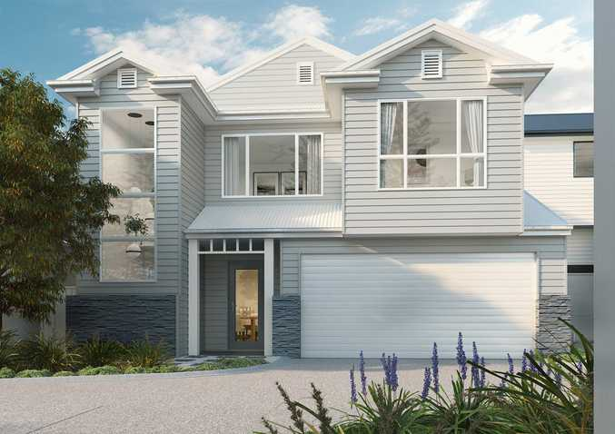 Brand New Rainbow Bay Beach Homes - Freehold title, only 1 remaining!
