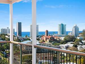 Restored Home on Coolangatta Hill with Stunning Ocean and Skyline Views