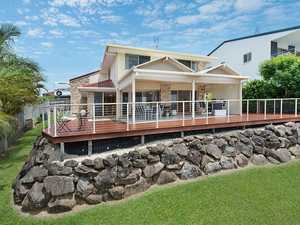 Perfectly Presented Family Home with Spectacular Ocean and Broadwater Views