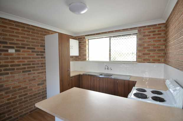 REFURBISHED TWO BEDROOM UNIT - SMALL COMPLEX OF 8