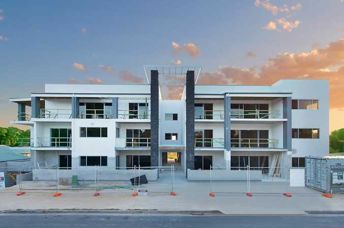The Kingscliff Five O Apartments - the very latest in inspired living