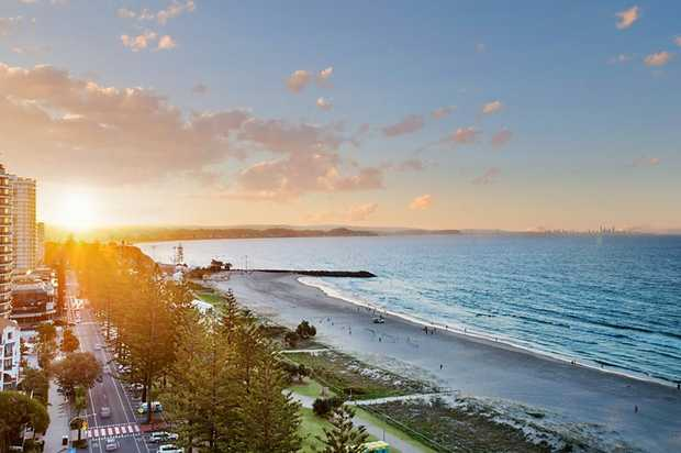 OPEN FOR INSPECTION SATURDAY 28TH APRIL AT 1:00 - 1:30 PM   In Coolangatta's iconic Reflections To...