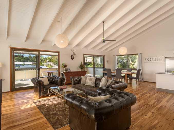 Elevated Home Backing Onto Bushland Reserve