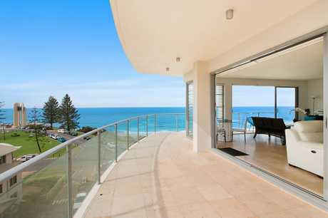 Defined by its outstanding views, bright, airy interiors and spacious sun-filled balcony, this stunning...