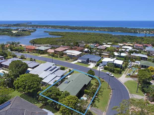 Offering stunning ocean and hinterland views, this home on a corner block presents the perfect oppor...
