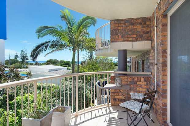Positioned with a stunning outlook of one of the Southern Gold Coast's most beautiful beaches and...