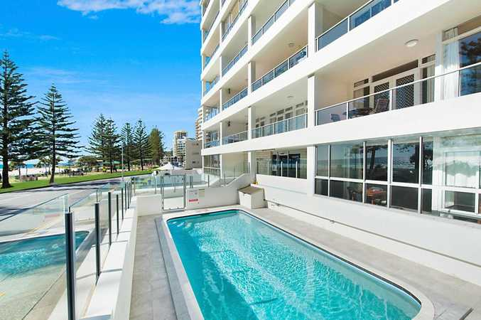 THIS ICONIC RAINBOW BAY BEACHFRONT APARTMENT COULD BE YOURS!