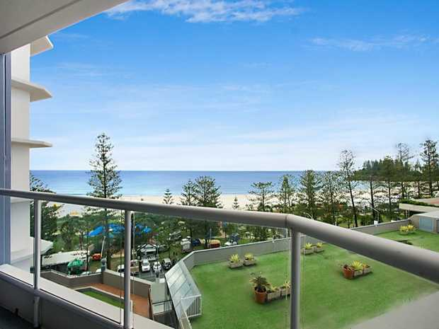 If you've always wanted to live in a beachfront apartment with captivating ocean views, this property...