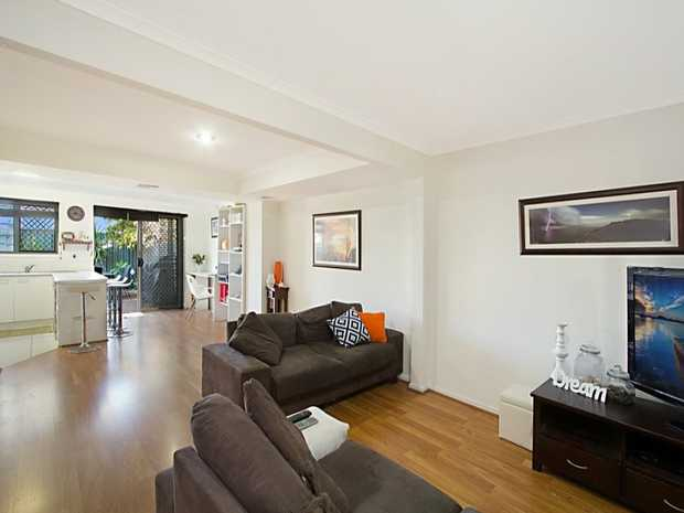 Set in a convenient location this property represents great value. You can stroll down to the eclectic...