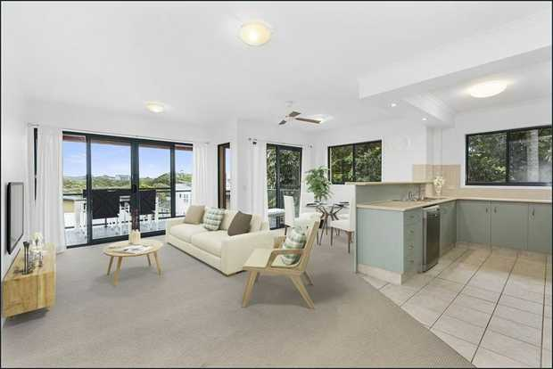 Set in a quiet block of only 12 is this fantastic apartment, offering a relaxing beach side lifestyle.