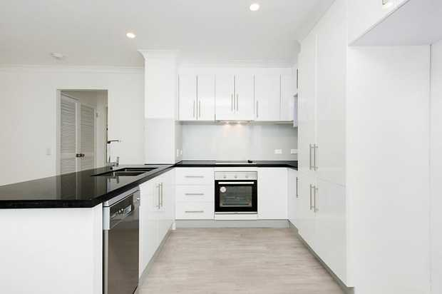 This top floor two bedroom apartment has been tastefully renovated and is located only one block from...