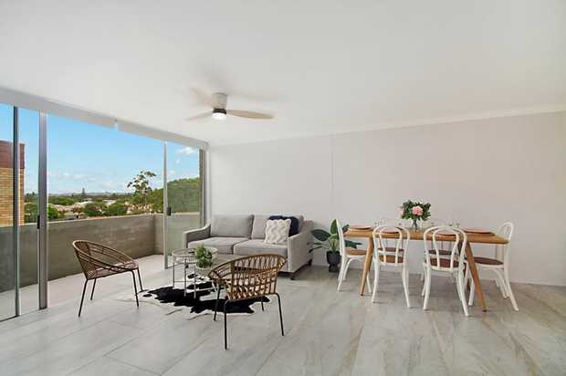 No expense has been spared in transforming this top floor unit into a beautiful, feel good...