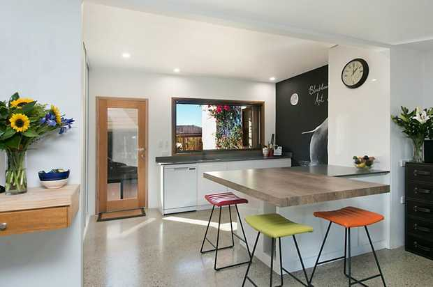 It boasts two bedrooms, both with built-in wardrobes, their own balcony, a bathroom each with vaulted...