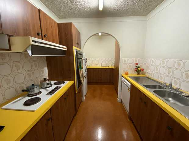 This retro style unit will take you back in time but offers space and comfort rarely found in units...