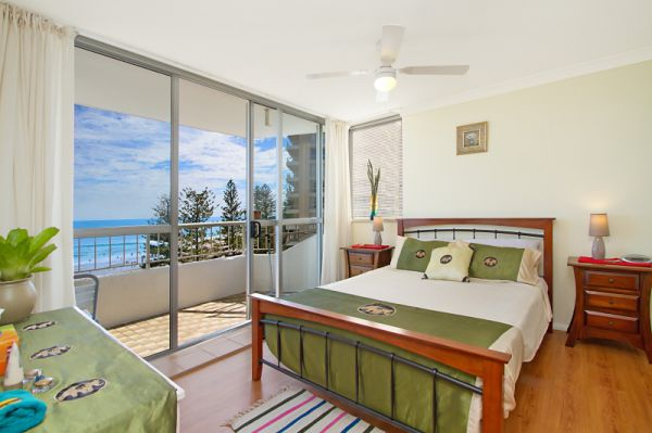 * Situated only 30m from Rainbow Bay Beach, with views that you will never lose