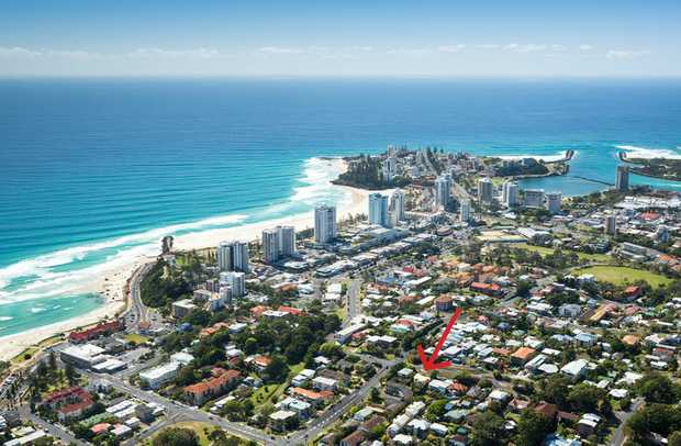 LOCATION is everything in real estate and this Coolangatta property is testament to just that.