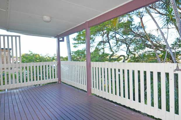 This elevated two bedroom home capturing ocean breezes and plenty of natural light. This two bedroom...