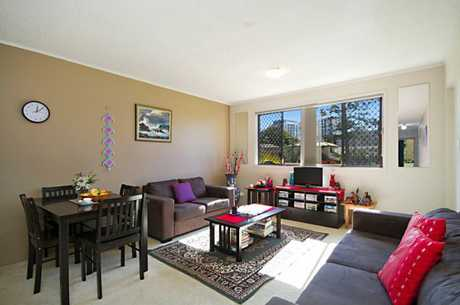 * Conveniently located ground floor apartment just minutes walk from Kirra Beach * Part of a small...