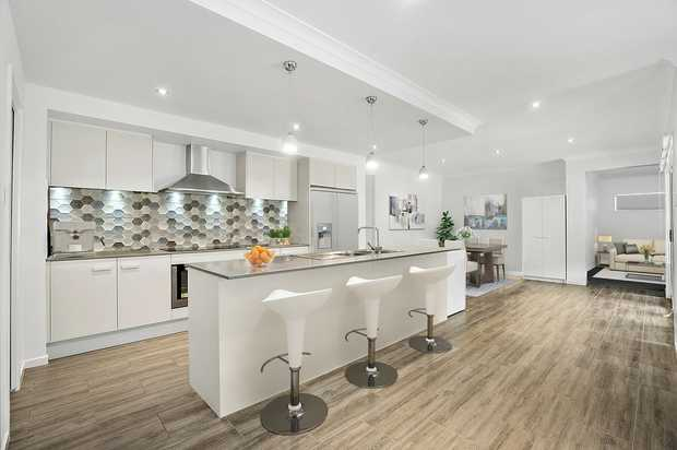 This home was built to the highest standard with quality fittings. Great emphasis went into the kitchen...