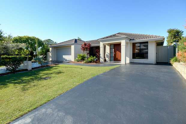 This is a fantastic larger four-bedroom home in the highly sought-after Valley View Estate of Coffs...