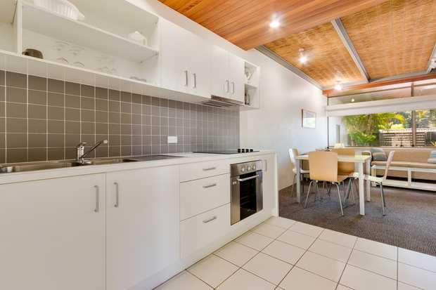This unit is located at Nautilus Beachfront Villas and Spa and is offered for sale fully furnished. The...