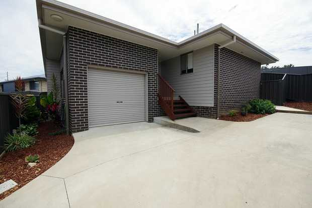 Freshly painted throughout, this newly built modern 3 bedroom home located in North Bonville is a mu...