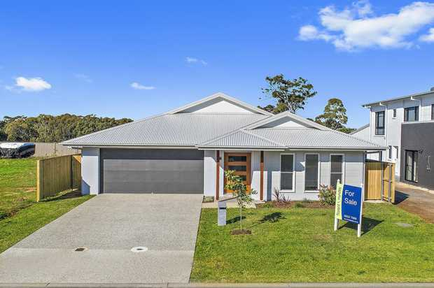 "Set in the recently released ""Korora Beach Estate"", this brand new quality home ticks all the boxes..."