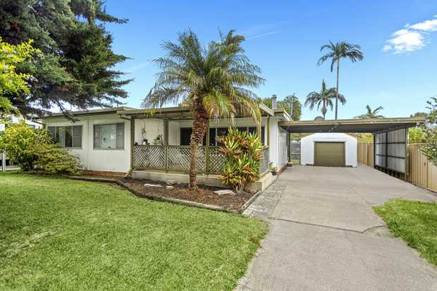An original old home in a highly sought after central location that would be great for the renovator.